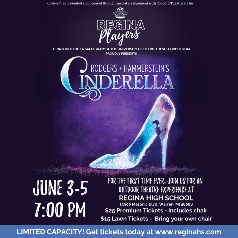 Get your tickets to see Cinderella! Featured Photo