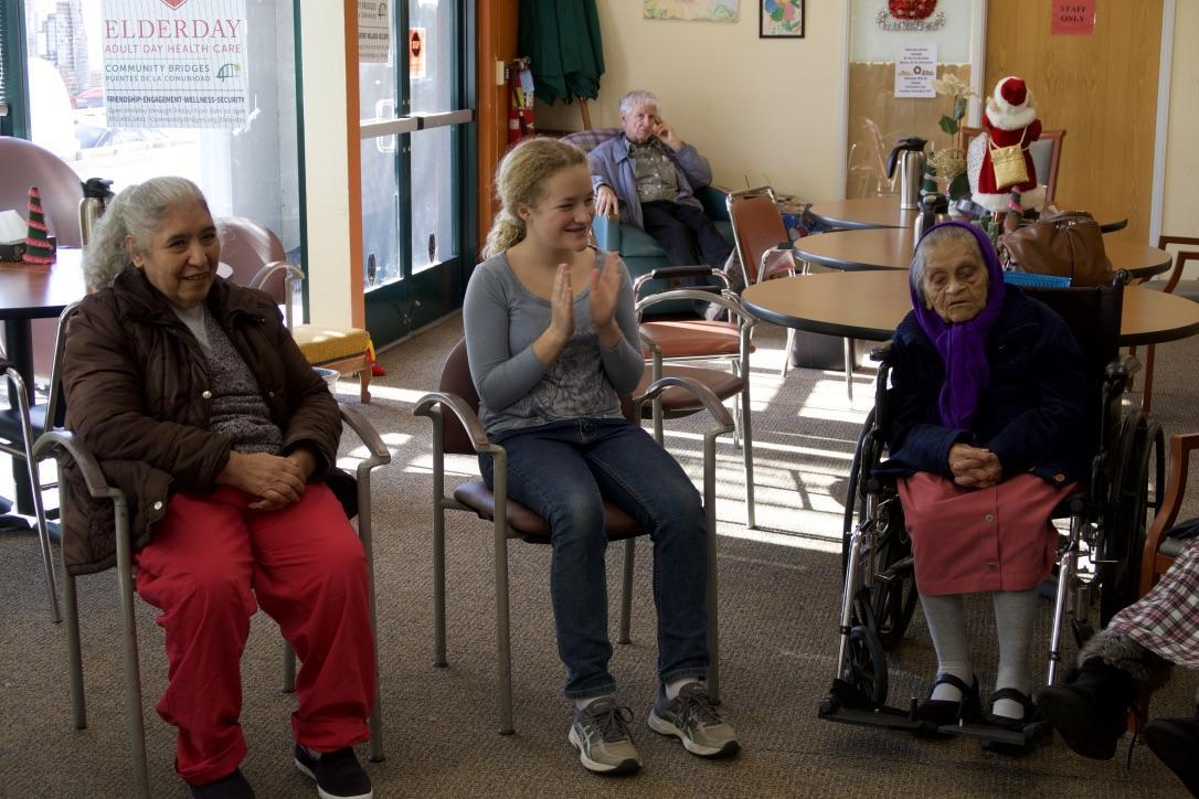 A Day at ElderCare