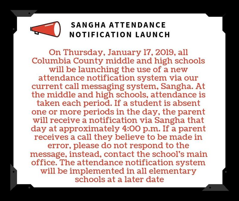 Sangha Attendance Notification System Featured Photo