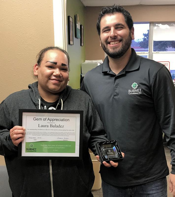 Laura Baladez, Maintenance and Operations Thumbnail Image