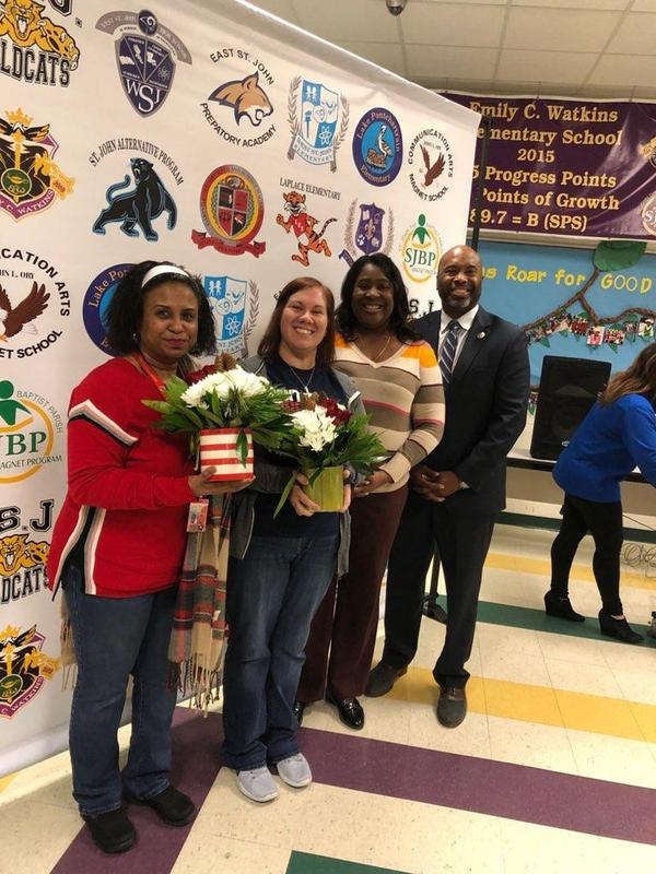 Congratulations to Our Teachers of the Year! Thumbnail Image