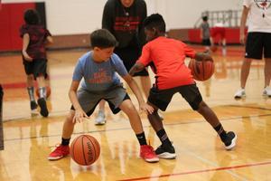 Ram Basketball Camp