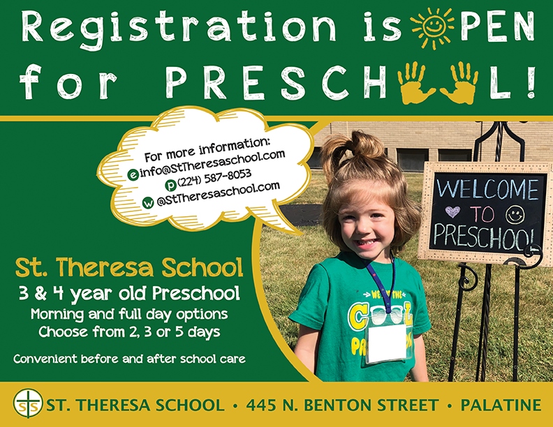Enroll in Preschool