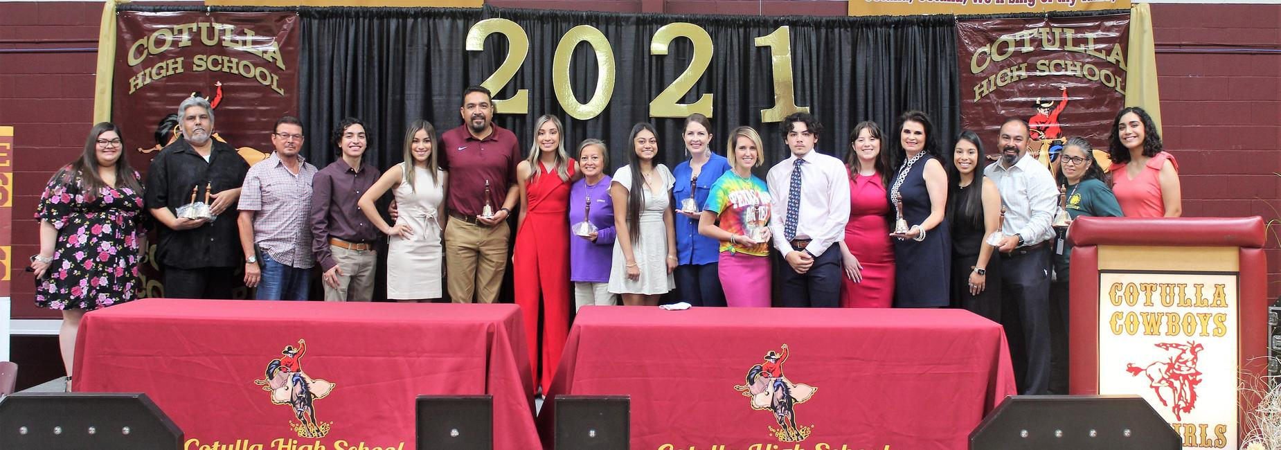 top 10 and bell award recipients