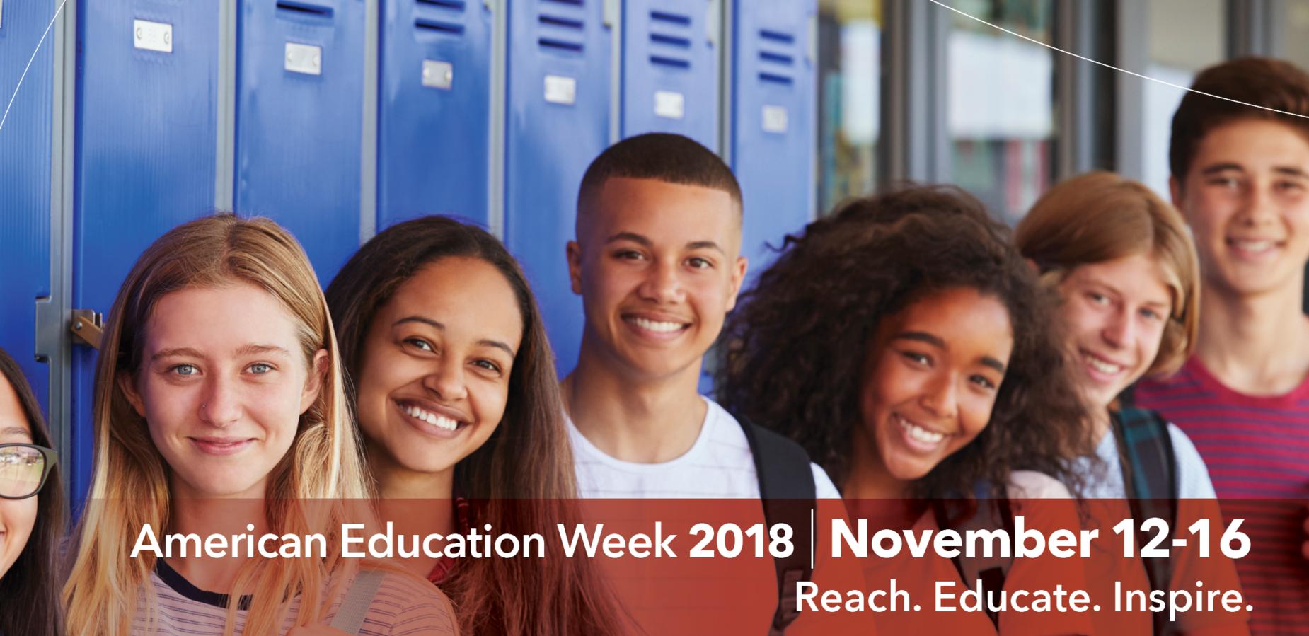 American Education Week 2