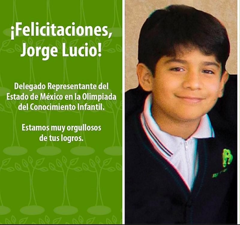 Reconocimiento al mejor alumno del Estado de México Featured Photo