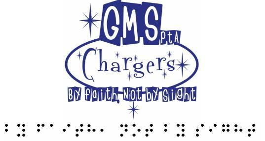 GMS PTA Chargers by faith not by sight