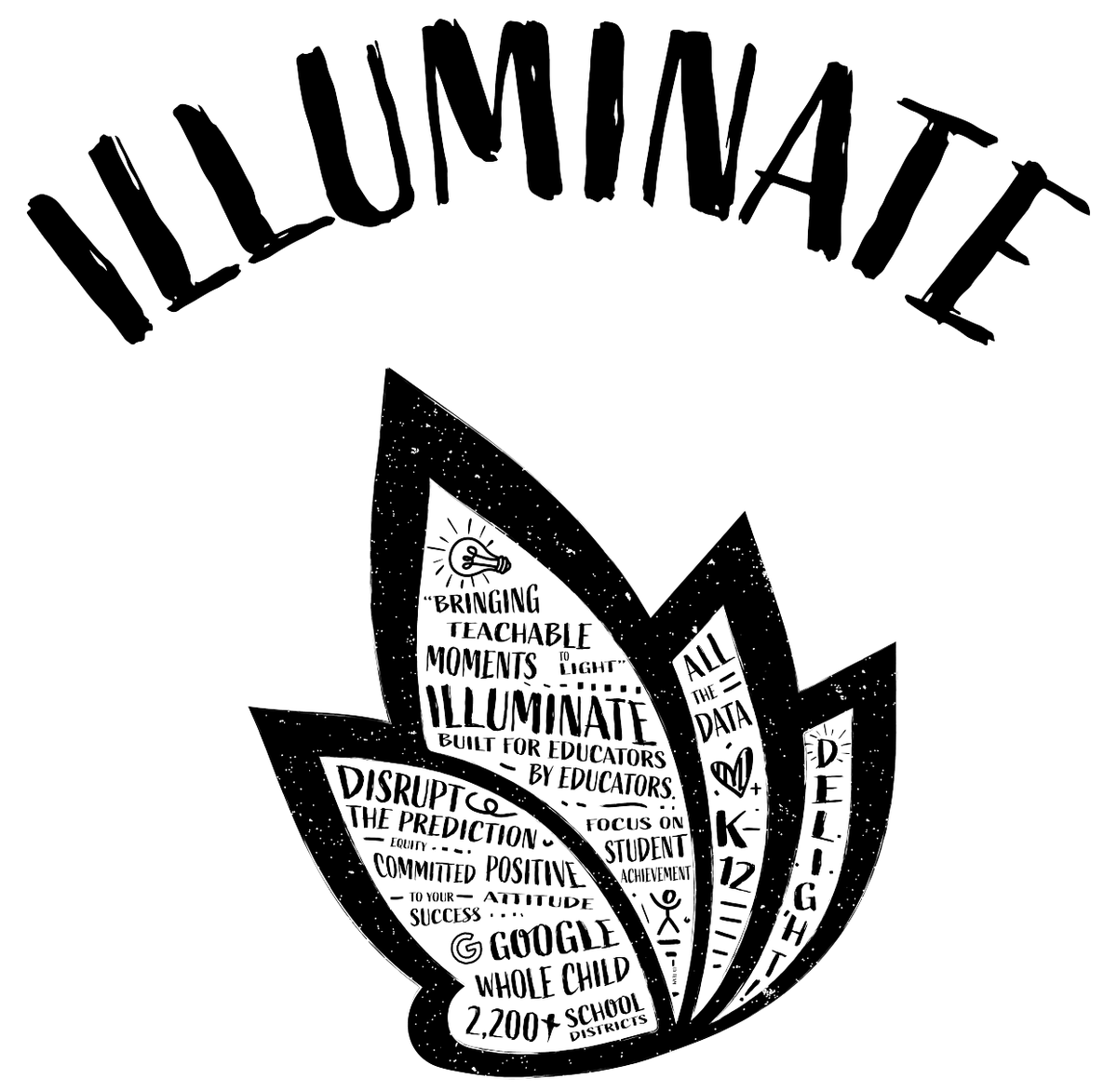 Illuminate illustration