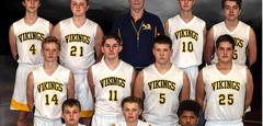 9th Grade Boys Basketball Team