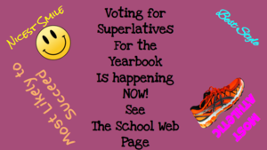 Vote for Superlatives