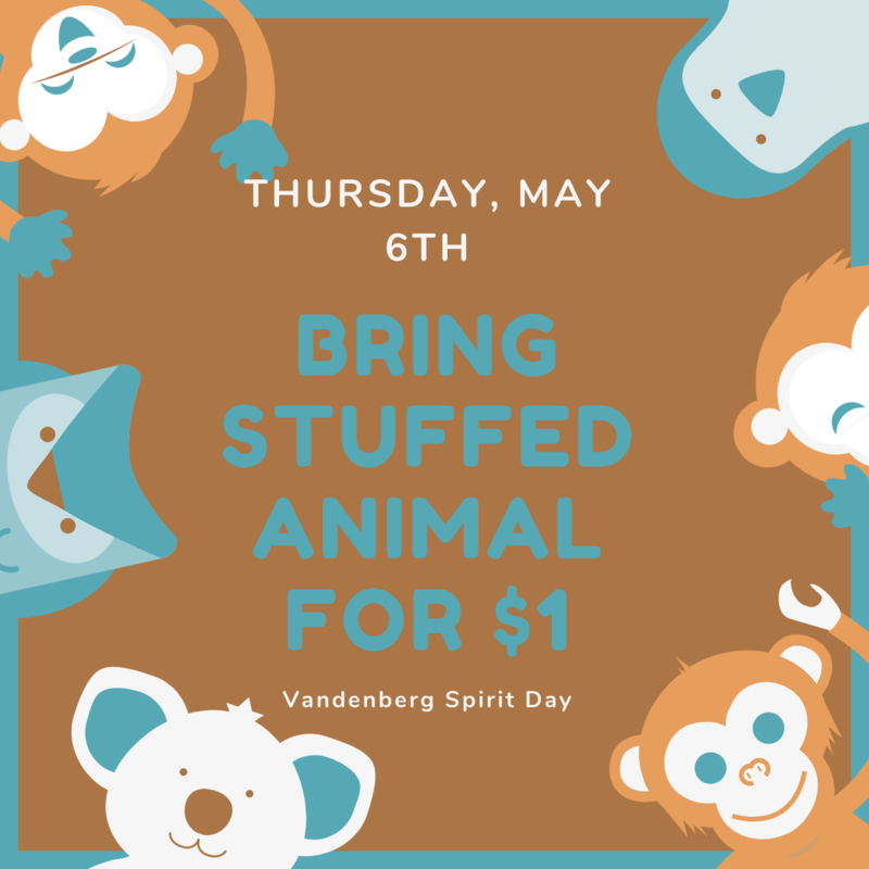 Stuffed Animal Day