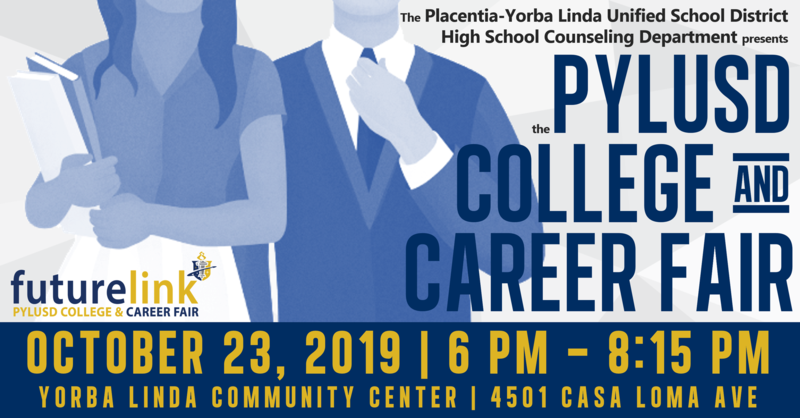 PYLUSD College and Career Fair Thumbnail Image