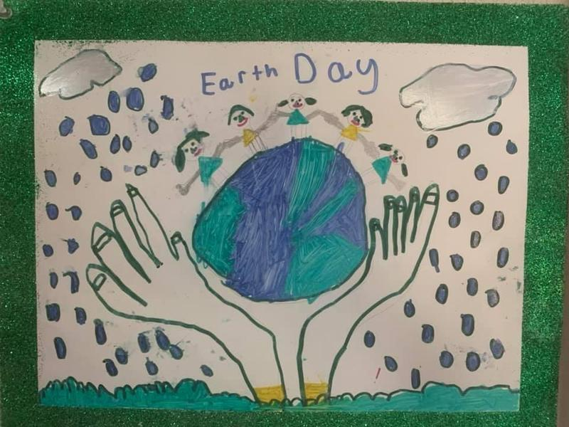 Happy Earth Day!  Student Advocates Thumbnail Image
