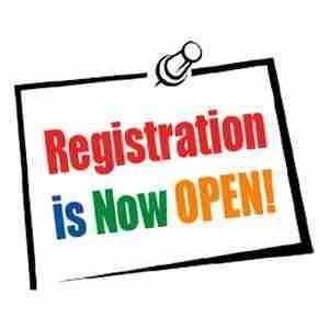 2021-2022 ONLINE Registration is Open! Thumbnail Image