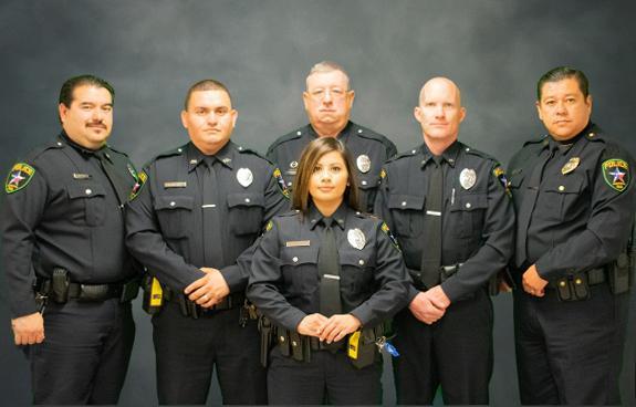 PISD Officers