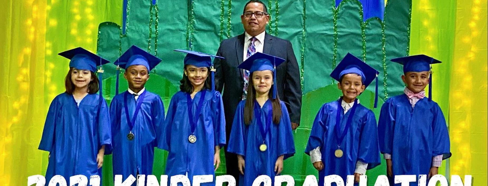2021 Kinder Graduation
