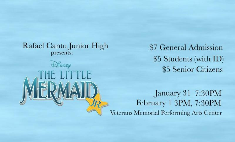 The Little Mermaid JR Featured Photo