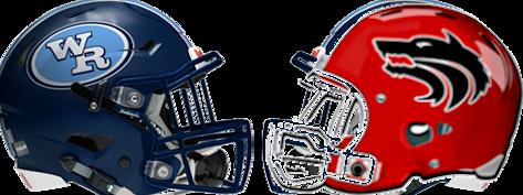 helmets raiders vs wolves