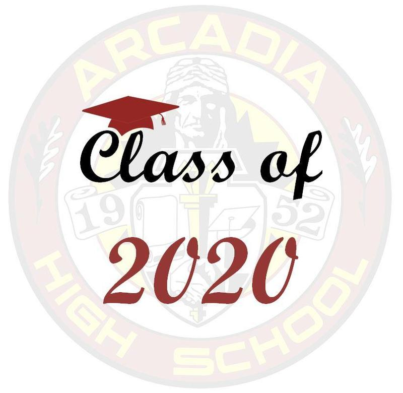 Class of 2020 Graduation picture