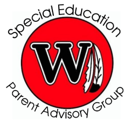 Special Education Parent Advisory Group