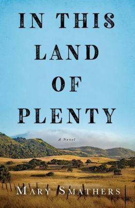 Book Cover: In this Land of Plenty