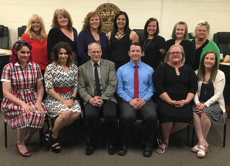 The 2018-2019 School Level Teachers of the Year