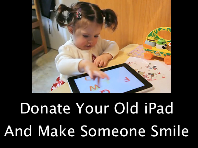 Donate Your Old IPad Featured Photo