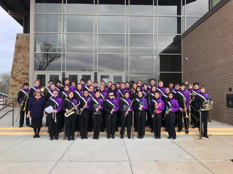 Tiger Band Wins Sweepstakes! Thumbnail Image