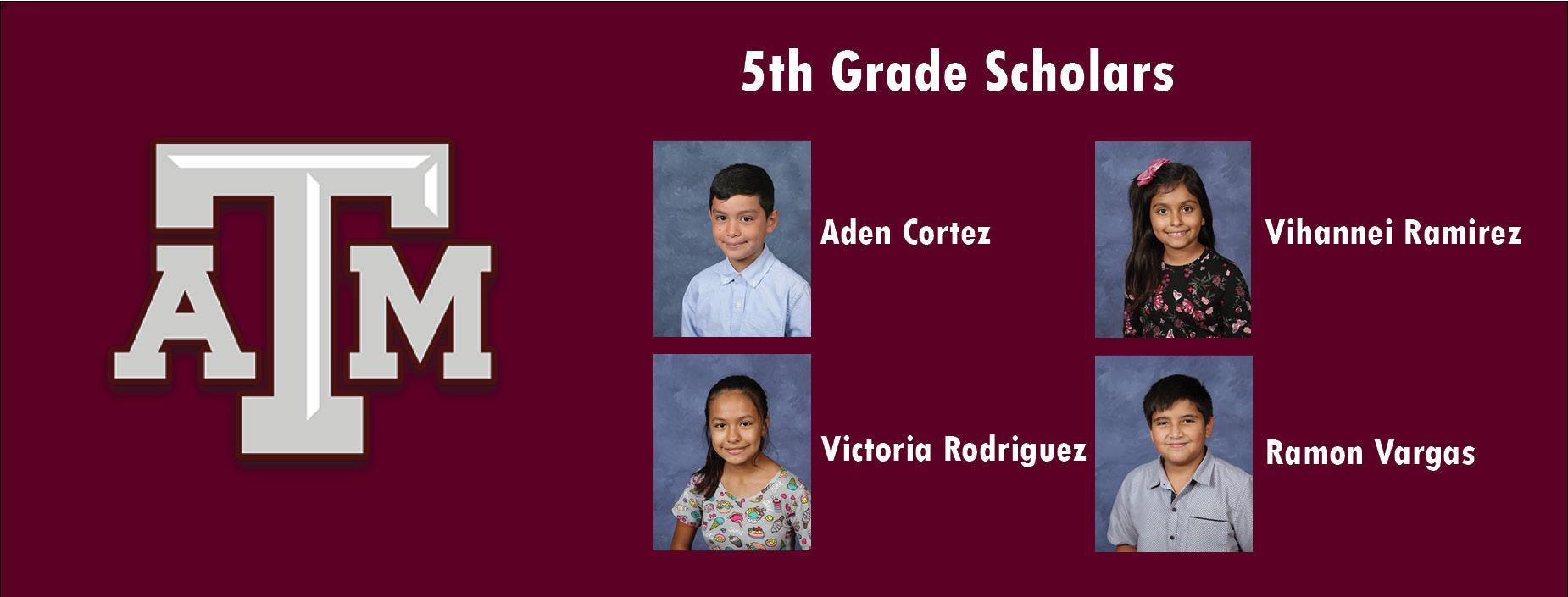 picture of 5th grade scholars
