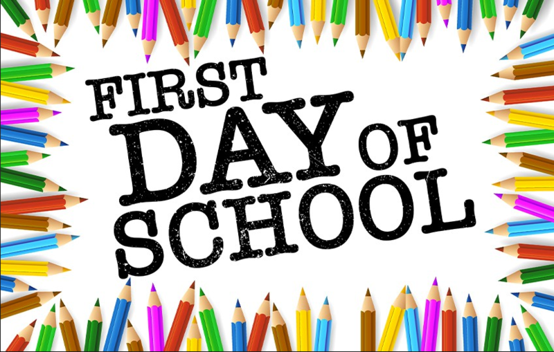 1st DAY OF SCHOOL! Featured Photo