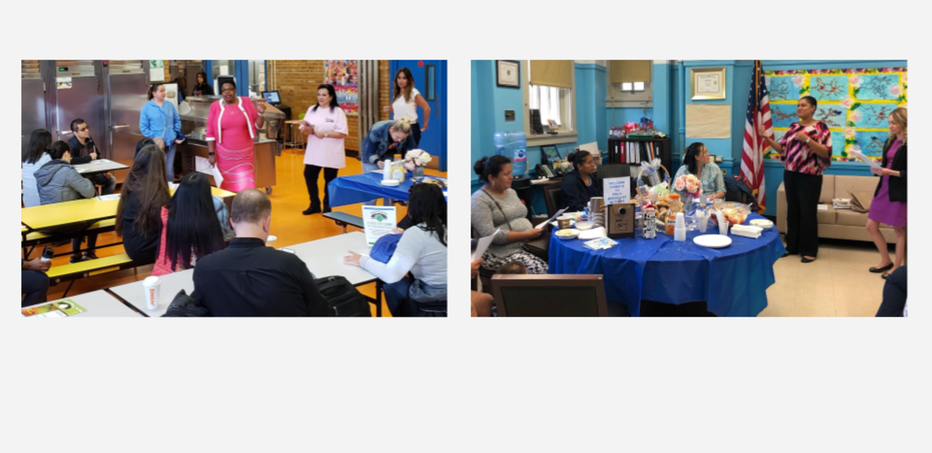 Dial-a-Teacher and Pre-K Parent workshops .