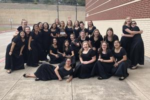 CHMS Varsity Treble Choir