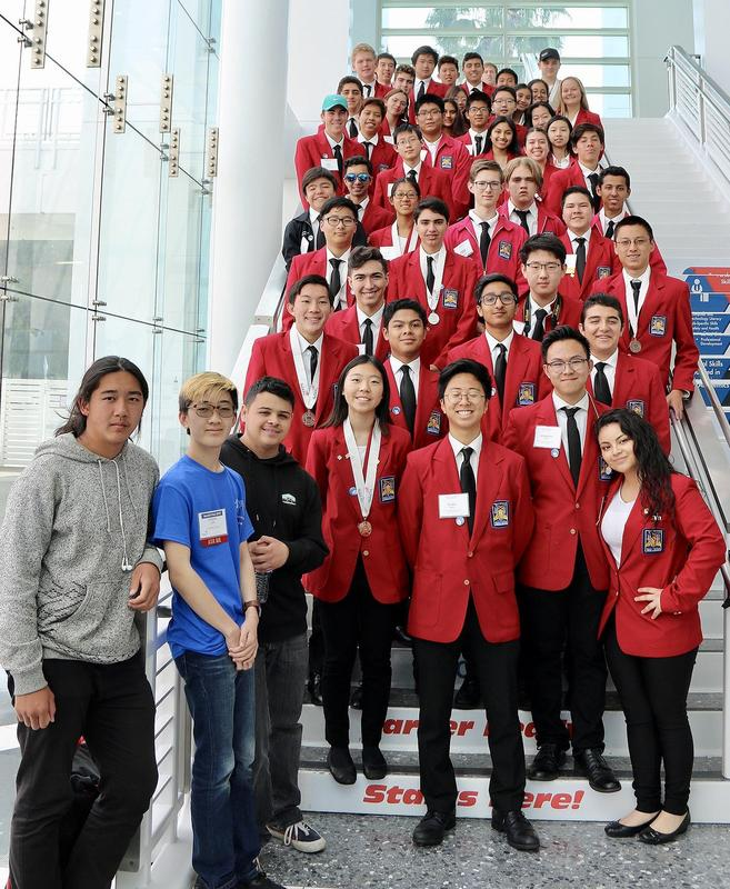 SPHS SkillsUSA Team