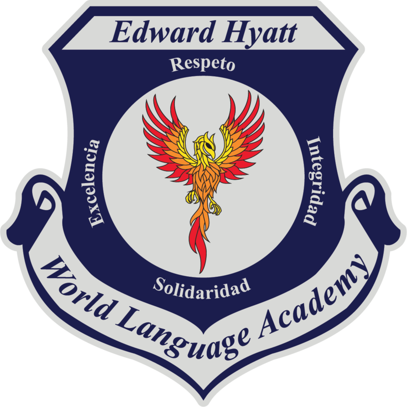 Logo for Hyatt World Language Academy