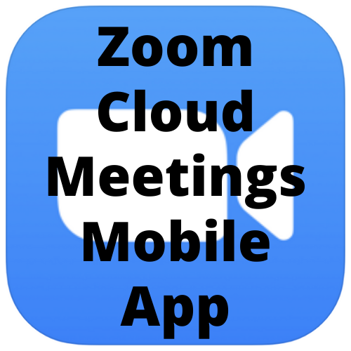Download Zoom App Icon