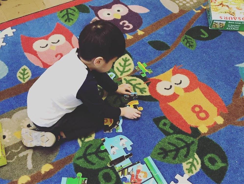 We love puzzles!