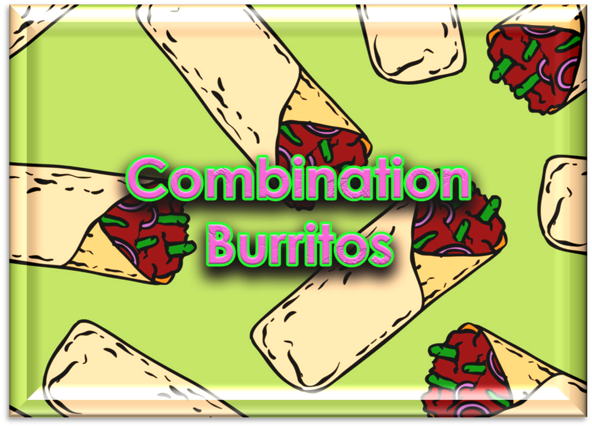 Combination Burrito