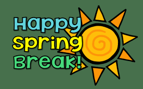 Spring Recess Schedule Featured Photo