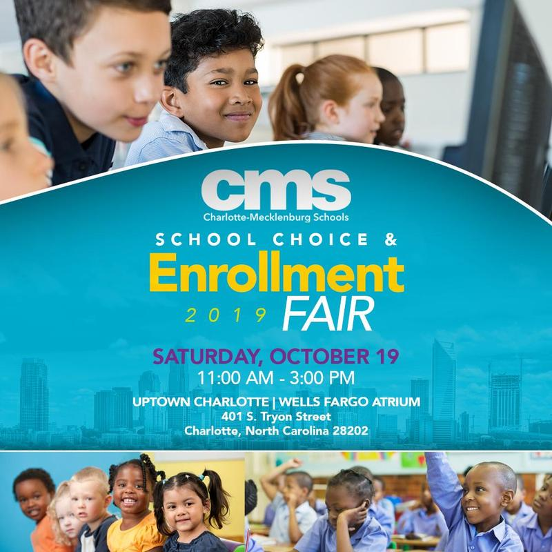 CMS Enrollment Fair Flier 1
