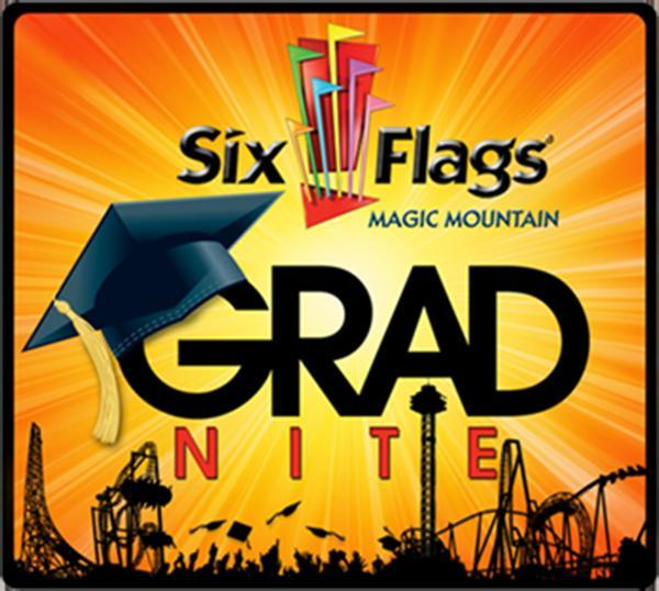 Senior Nite at Magic Mountain Featured Photo