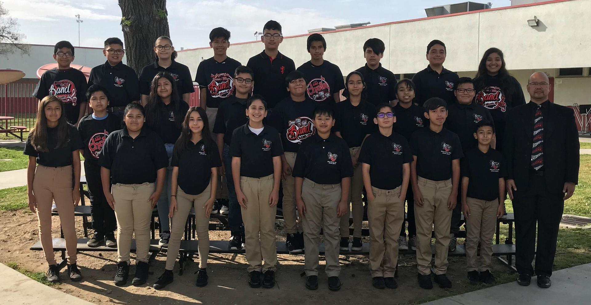 2018-2019 Concert Band