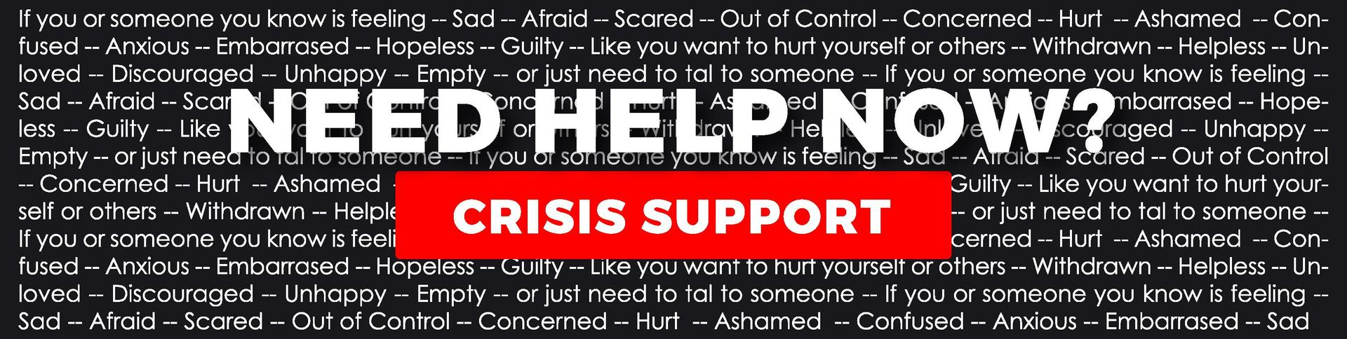 NAWC Crisis Support