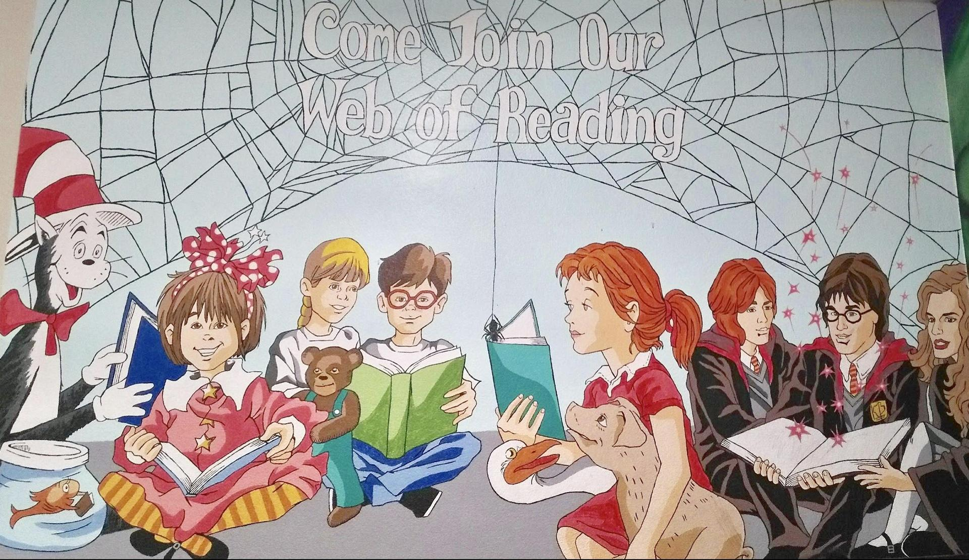 Web of reading