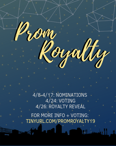Prom Royalty poster