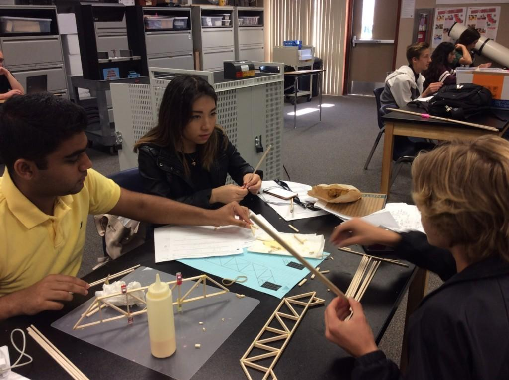 Bridge Building in Physics