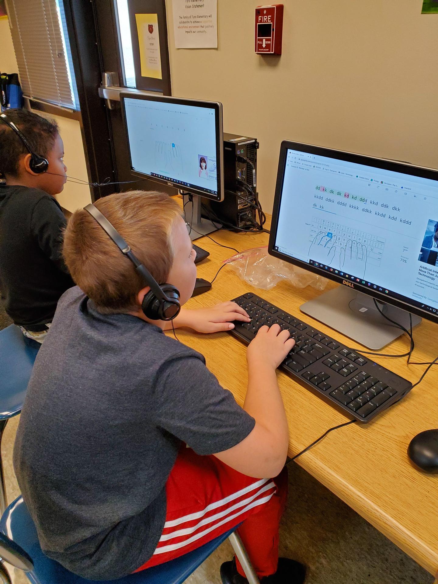 computer lab pic