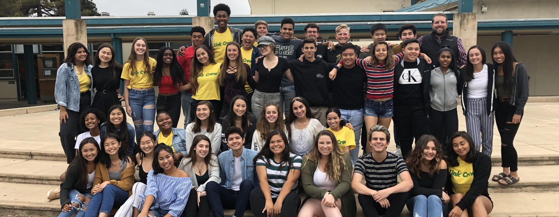 2018 CVHS Leadership Class