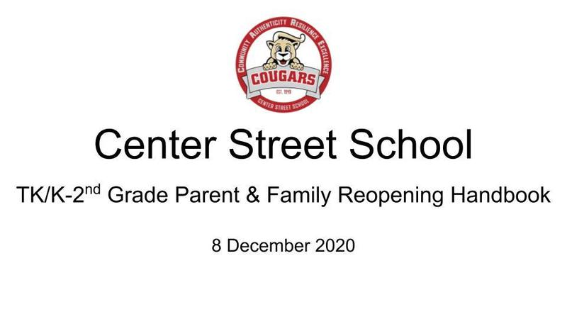 Center Street Reopening Handbook Featured Photo