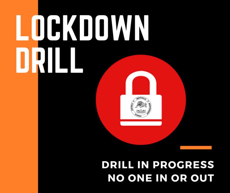 Lockdown Drill Notice