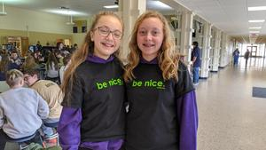 be nice shirts for twin day